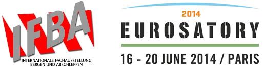 See you att IFBA and Eurosatory