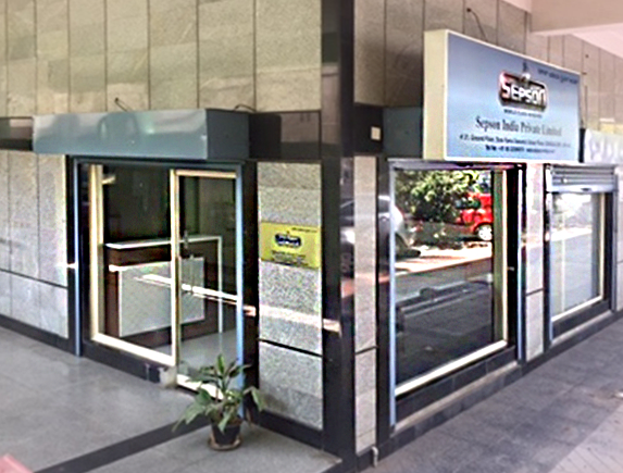 Sepson India office in Bangalore.
