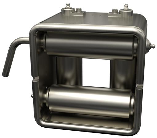Sepdurance Roller Fairleads H100F, H100S