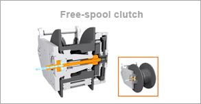 Free-spool Clutch