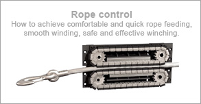Rope control